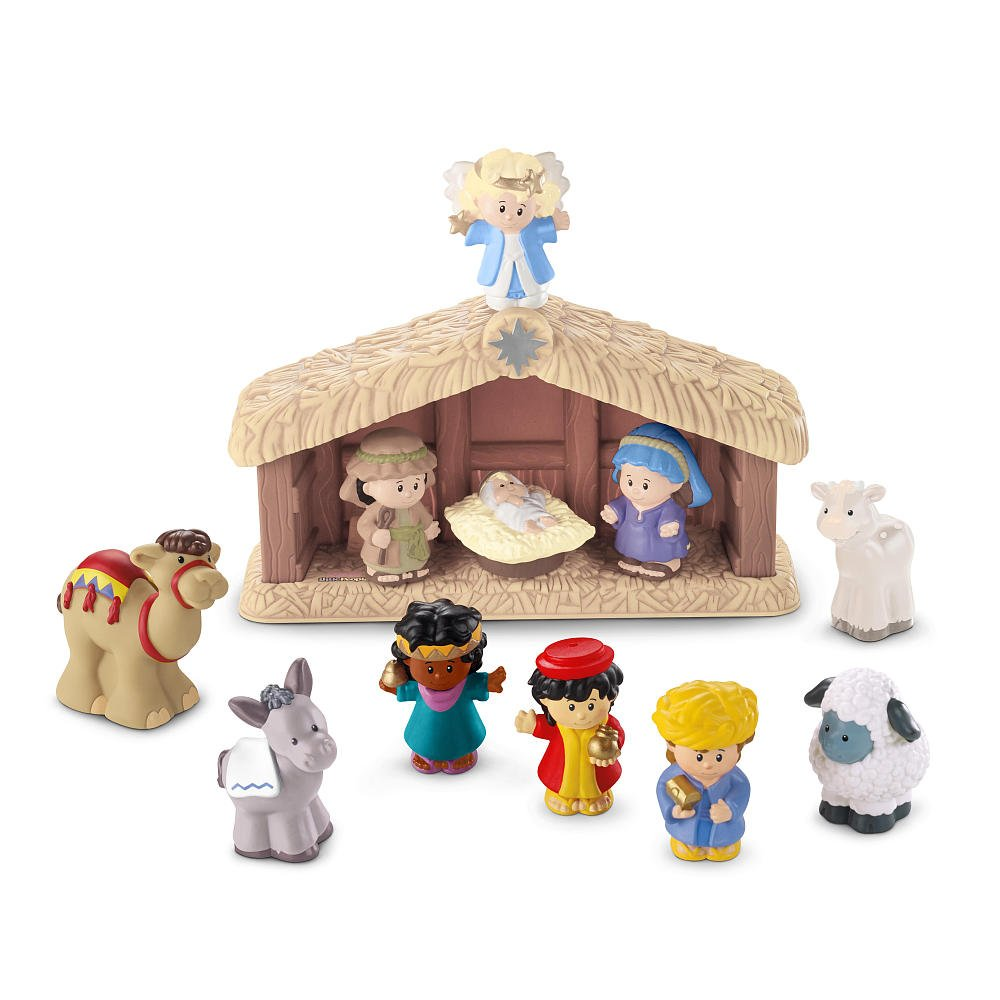 Fisher-Price Little People Nativity Playset | eBay