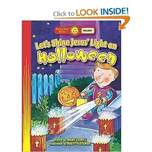 Let's Shine Jesus Light on Halloween (Happy Day Books: Holiday & Seasonal)