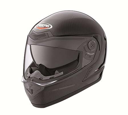 Nouveau casque de moto Caberg V2X carbone brillant