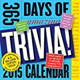 365 Days of Amazing Trivia 2015 Page-A-Day Calendar