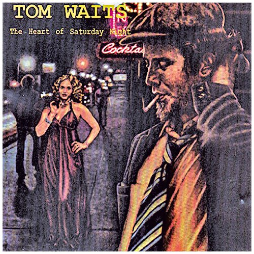 Tom Waits album covers