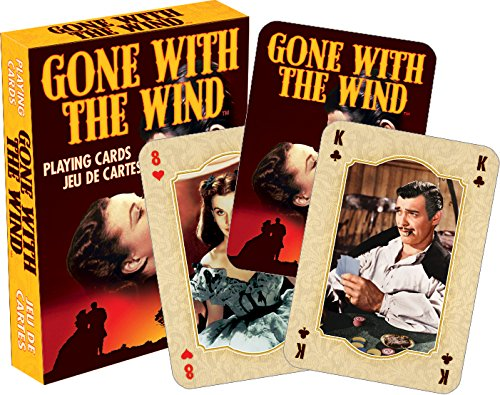 Gone with The Wind Playing Cards