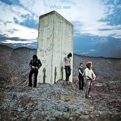 Original album cover of Who's Next [LP][Remastered] by Who