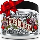 Face Cream Moisturizer (2oz) 95% Natural Anti Aging Skin Care
