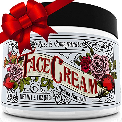 Face Cream Moisturizer (2oz) 95% Natural Anti Aging Skin Care (Natural Aging compare prices)