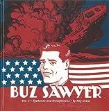 Buz Sawyer Vol. 3: Typhoons And Honeymoons (Vol. 3)  (Roy Crane's Buz Sawyer)