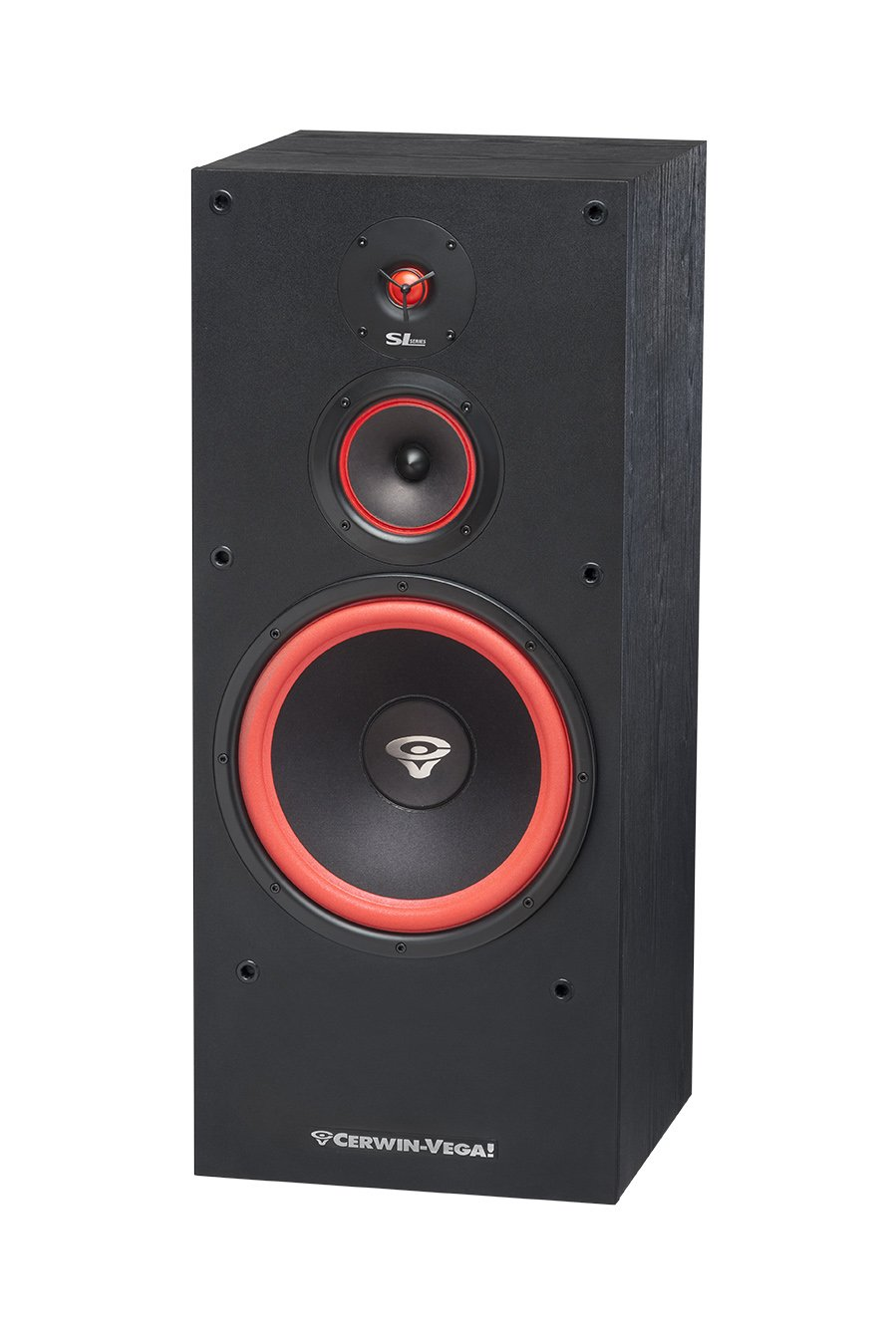 Cerwin Vega Floor Speakers Cerwin Vega Sl12 3-way Floor