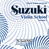 Suzuki Violin School, Volume 2 (CD)