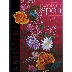 Broderie - Motifs du Japon