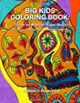 Big Kids Coloring Book: Dia de los Mu...