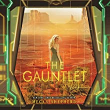 The Gauntlet Audiobook by Megan Shepherd Narrated by Barrie Kreinik
