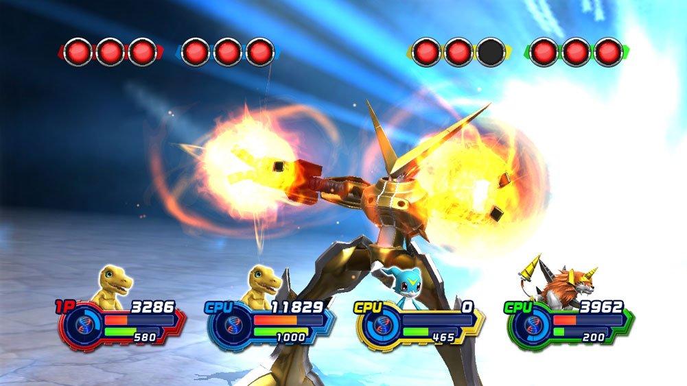 Digimon All Star Rumble Multilenguaje ESPAÑOL XBOX 360 (Region NTSC-U) (PROTOCOL) 3