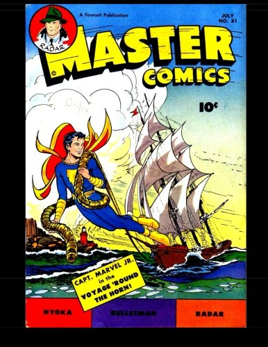 Master Comics #81: Classic Adventures from the Golden Age of Comics (Master Comics Therrian compare prices)
