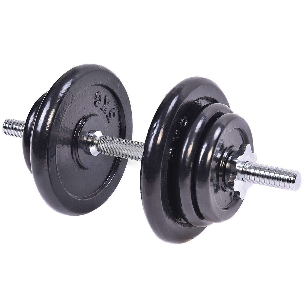Giantex 44 LB Weight Dumbbell Set