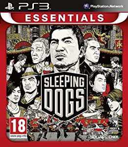 Sleeping Dogs: PlayStation 3 Essentials (PS3)