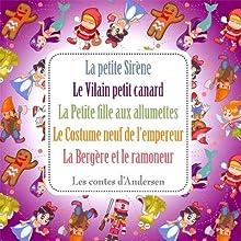 Les contes d'Andersen Performance Auteur(s) : Hans Christian Andersen Narrateur(s) : Yves Robert, Marguerite Cassan, Marc Blanchard, Becky Rosanes, Guy Pierauld