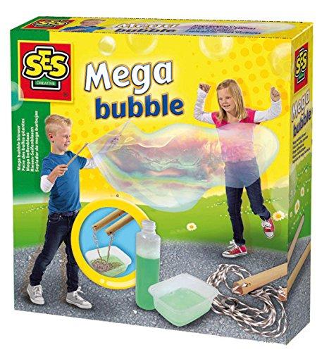 SES Creative - Megaburbujas, multicolor (02251)