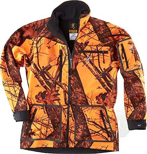 Browning-Giacca da caccia Browning speciale grande freddo