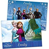 Personalised Disney Frozen Placemat