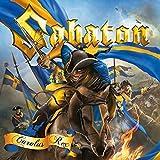 CAROLUS REX - WITH SWEDISH VERSION(2CD)(reissue) by Sabaton