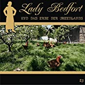 Das Erbe der Greedlands (Lady Bedfort 23) |  div.