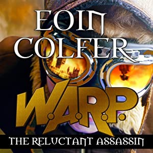 W. A. R. P. The Reluctant Assassin Audiobook