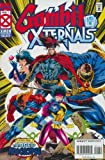 GAMBIT & THE X-TERNALS #1-4 X-Men Age Of Apocalypse story (GAMBIT & THE X-TERNALS (1995 MARVEL))