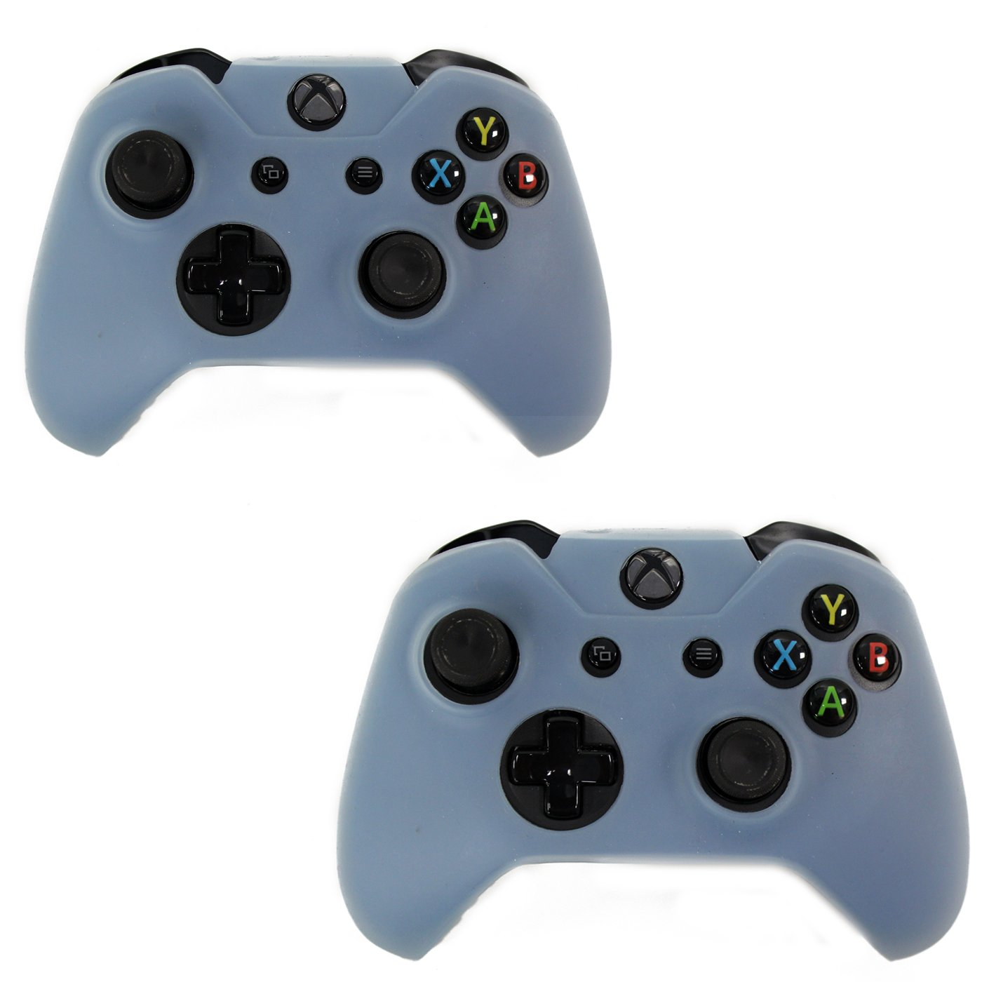 HDE 2 Pack Protective Silicone Skins for Xbox One Controller