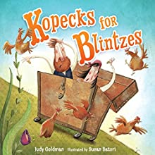 Kopecks for Blintzes Audiobook by Judy Goldman Narrated by  Book Buddy Digital Media