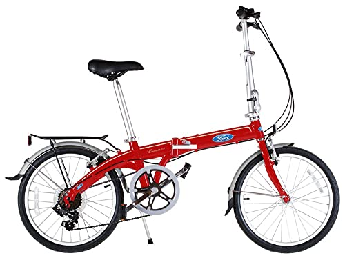 Ford by Dahon 2.0 Convertible  7 Speed Folding Bicycle