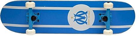 OM Skateboard Street Deck Olympique de Marseille Blanc / bleu