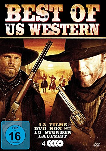 Best of US Western [4 DVDs]