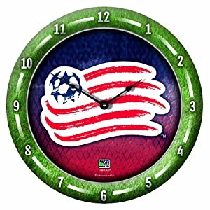 MLS New England Revolution Game Time Clock by WinCraft