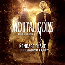 Mortal Gods: Goddess War, Book 2 (       UNABRIDGED) by Kendare Blake Narrated by Kate Reading