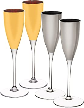 set de 2 verre liqueur coupe liqueur verre schnaps collection malika peint. Black Bedroom Furniture Sets. Home Design Ideas