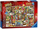Picture Of <h1>Ravensburger The Christmas Cupboard, Colin Thompson Jigsaw Puzzle (1000-Piece)</h1>
