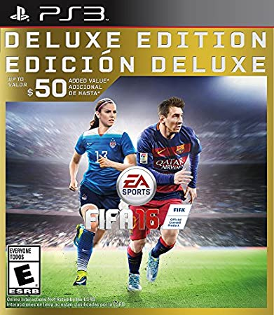 FIFA 16 (Deluxe Edition) - PlayStation 3