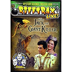Rifftrax Live: Jack the Giant Killer