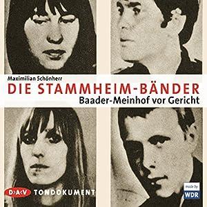 Die Stammheim-Tonbänder Hörbuch