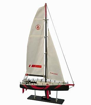 Maquette de bateau en bois Ocean Race