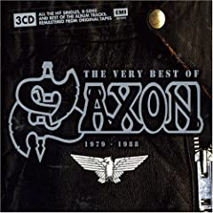 (2007) The Very Best Of Saxon: 1979-1988(3cds)