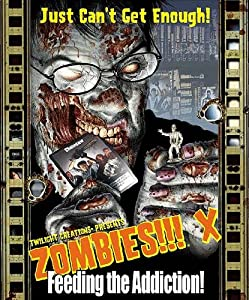 Zombies!!! Expansion X: Feeding The Addiction
