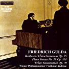 Gulda Plays Beethoven & Weber