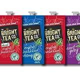 Flavia Tea Bundle - English Breakfast (Regular, Strong, Decaff) & Earl Grey