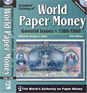 standard catalog of world paper money general issues 1368 1960 standard catalog of world. Black Bedroom Furniture Sets. Home Design Ideas