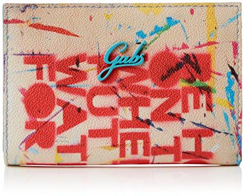 Gabs - Portafoglio Donna, Multicolore (SO214), 14x10x2 cm (B x H x T)