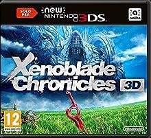 Xenoblade Chronicles 3D [Importación Italiana]