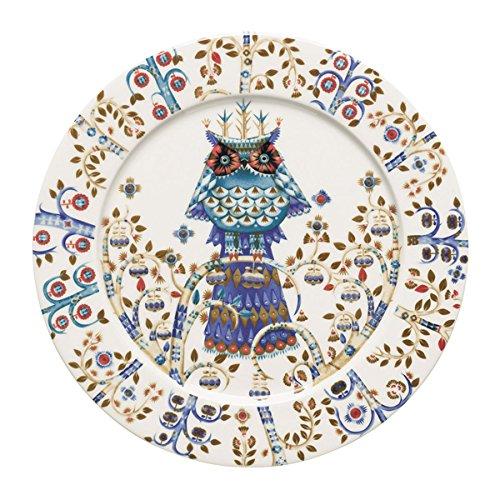Iittala 1011637 Taika Teller, 6-er Set, 27 cm, weiß