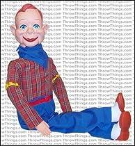 Howdy Doody Standard Upgrade Ventriloquist Dummy