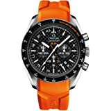 Omega Speedmaster HB-SIA Co-Axial GMT Chronograph Mens Watch 321.92.44.52.01.003